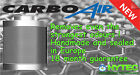 **Systemair Carbo Air 50 High Quality Carbon Filters  FREE DELIVERY**