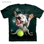 Pitbull T-Shirt / Tie Dye,Underwater Dogs,Pittie,Funny Dogs,Funny 3D Dog Tee