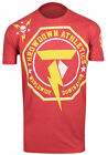 Throwdown Supersonic T-Shirt (Red/Yellow)