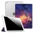 """For iPad 9.7"""" 6th Gen 2018 / 5th Gen 2017 Case Translucent Frosted Back Cover"""