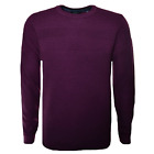 Ted Baker Men's Purple Rossi Knitted Jumper.