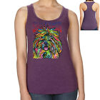 Shih Tzu Love Racerback Toy Dog Breed Luv Women's Tank Top - 1565C
