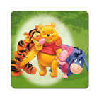 Winnie the Pooh 1 - Oversized Rubber Coasters Set of 4 or 6