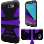 For Samsung Galaxy Amp Prime 2/J3 (2017)/J3 Prime/Sol 2 Hard Hybrid Case Cover