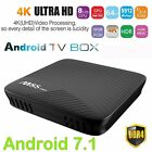 M8S PRO DDR4 Android 7.1 Octa Core S912 TV BOX 2/3GB+16GB LAN Airplay 4K Media