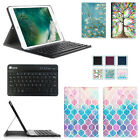 "For New iPad 5th Gen 9.7"" 2017 Case Cover with Detachable Bluetooth Keyboard"