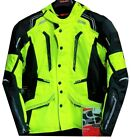 IXS Criton Motorcycle Jacket - Yellow Black