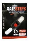 Safe Steps LED Reflective Light Arm Band for Runners, Joggers & Cyclists