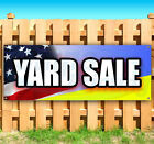 YARD SALE Advertising Vinyl Banner Flag Sign Many Sizes Avai