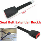 Ediors Hight Quality Car Seat Belt Extender Extension Buckle Safety Clip Nylon