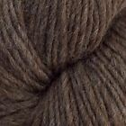 West Yorkshire Spinners WYS Blue Faced Leicester ROVING Yarn 100g - Brown (003)