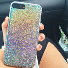 For iPhone 6s Plus 7+ Slim Glitter Sparkle Bling Ultra Thin Soft Case Cover Skin