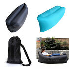 Portable Inflatable Camping Lounger Couch Sofa Sleeping Beach Outdoor Air Sofa