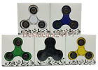 New Hand Tri Spinner Fidget Ceramic Finger Spin Stress Relief Hand Toy EDC ADHD