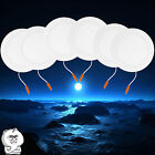 5Pcs 220V Round 12W 900LM Cool White LED Recessed Ceiling Panel Down Lamp Driver