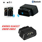KW903 V4.0 Bluetooth OBD2 OBDII Car Diagnostic Scanner Scan For ELM327