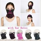 Cycling Headband Bicycle Half Face Mask Bike Motorcycle Veil Outdoor Biking