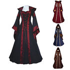 Adult Renaissance Maiden *Fancy Dress Costume Princess Medieval Wench Victorian^