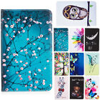 Slim Shockproof Leather Wallet Cover Soft TPU Case For Amazon Kindle Fire 7 HD 8