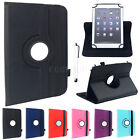 "360° Rotating Universal Leather Stand Case Cover For ASUS 7"" 10"" 10.1"" Tablet PC"