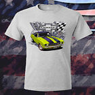 Camaro Z28 1969 Unique Design T-shirt  Mens Kid's Unisex Present Gift image