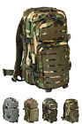 US Assault Pack Sm Rucksack, flecktarn