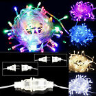 100/200/300/400/500 LED String Fairy Light Lamp xmas Party Connected US/EU