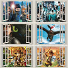 LEGO Harry Potter  Window Frame Wall Art Sticker Decal Mural Transfer Graphic