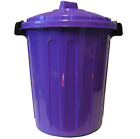 purple bins