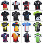 New Zerobike Men's Cycling Jersey Bicycle Sportswear Short Sleeve Bike Shirt Top
