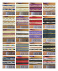 1 METRE UPHOLSTERY TRIMMING BRAID EDGING *22 STYLES* FURNITURE CRAFTS TRIM