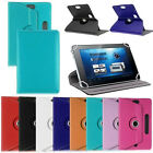 Universal Leather Stand Cases Flip Case Cover For 7 inch Android Tablet PC US
