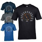Speedometer 1968 50th Birthday T-Shirt - Funny Feels Age Year Present Mens Gift