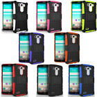 For LG G3,D850 D851 D852 D855 F400S LS990 VS985 Hybrid Heavy Duty Case Cover