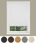 Premium Vinyl Venetian Window Mini Blinds Assorted Colors  Sizes