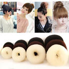 Hair Donut Bun Ring Style Shaper French Roll Black Brown Blond  Accessory Maker