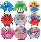 Kids Disney Foldable Moon Chair Padded Folding Seat Camping Beach Garden Peppa