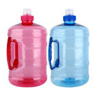 Outdoor 1L/2L BPA Free Drink Water Storage Bottle Cap Kettle PET Sport Picnic