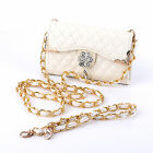 Luxury Bling Diamond PU Leather Flip Wallet Card Holder stand Handbag Case Cover
