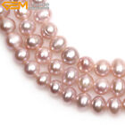 """Natural Round 6-7mm Freshwater Pearls Fashion Jewelry Making Beads 15"""" for Women"""