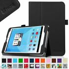 Case Leather Cover For Trio AXS 4G 7.85 Android Tablet with Stylus Stand Holder