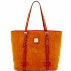 Dooney & Bourke Suede East West Shopper