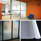 Self Adhesive Window Films frosted glass sticker for Office Decoration & Privacy