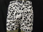 New Black & White Nightmare Before Christmas Jack Skull Face Boxers Disney