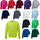 New RUSSELL Unisex Mens Classic Casual Sweatshirt Jumper in 8 Colours S - XXL