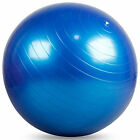65cm 75cm ANTI BURST YOGA EXERCISE GYM PREGNANCY SWISS FITNESS ABS BALL + PUMP