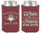 Wedding Favor Coozies Cheap Beer Can Coozie Idea (446) Irish Wedding, Claddagh