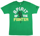 Hayabusa Mens Spirit Of The Fighter T-Shirt - Green