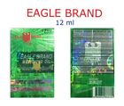 EAGLE BRAND MEDICATED OIL RELIEF PAIN DIZZINESS ACHES SPRAINS STRAIN MUSCLE 12ML