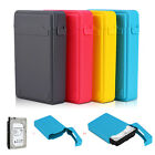 Shockproof Hard Carry Case Storage Box Protection For 3.5'' HDD SSD Hard Disk